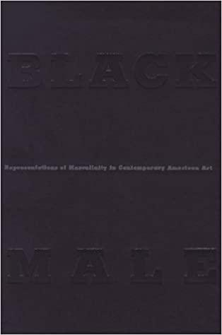 Book cover for Black Male
