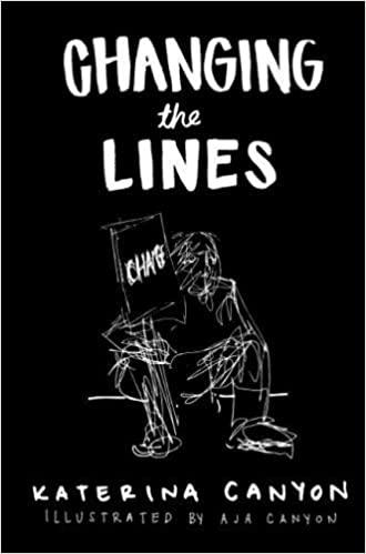 Book cover for Changing the Lines
