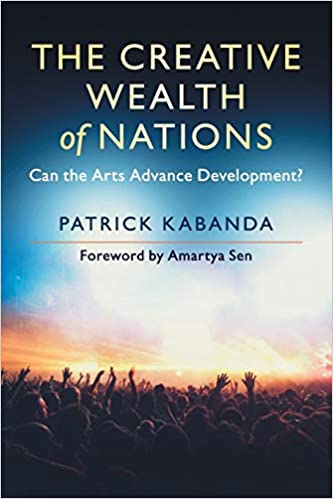 Book cover for The Creative Wealth of Nations