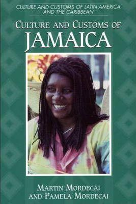 Book cover for Culture and Customs of Jamaica