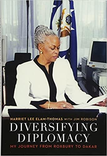 Book cover for Diversifying Diplomacy