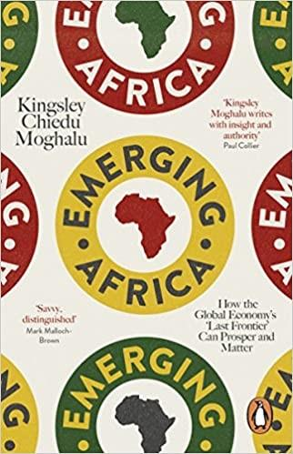 Book cover for Emerging Africa
