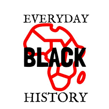 Podcast cover for Everyday Black History