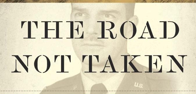 Book jacket for The Road Not Taken