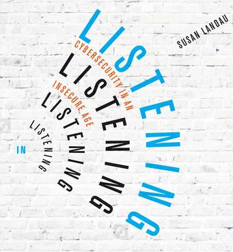 Book jacket for Listening In