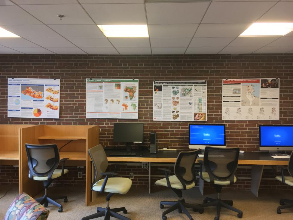 Posters for GIS